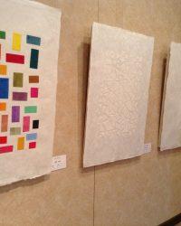 結のアートとアートな和紙展 イベント報告